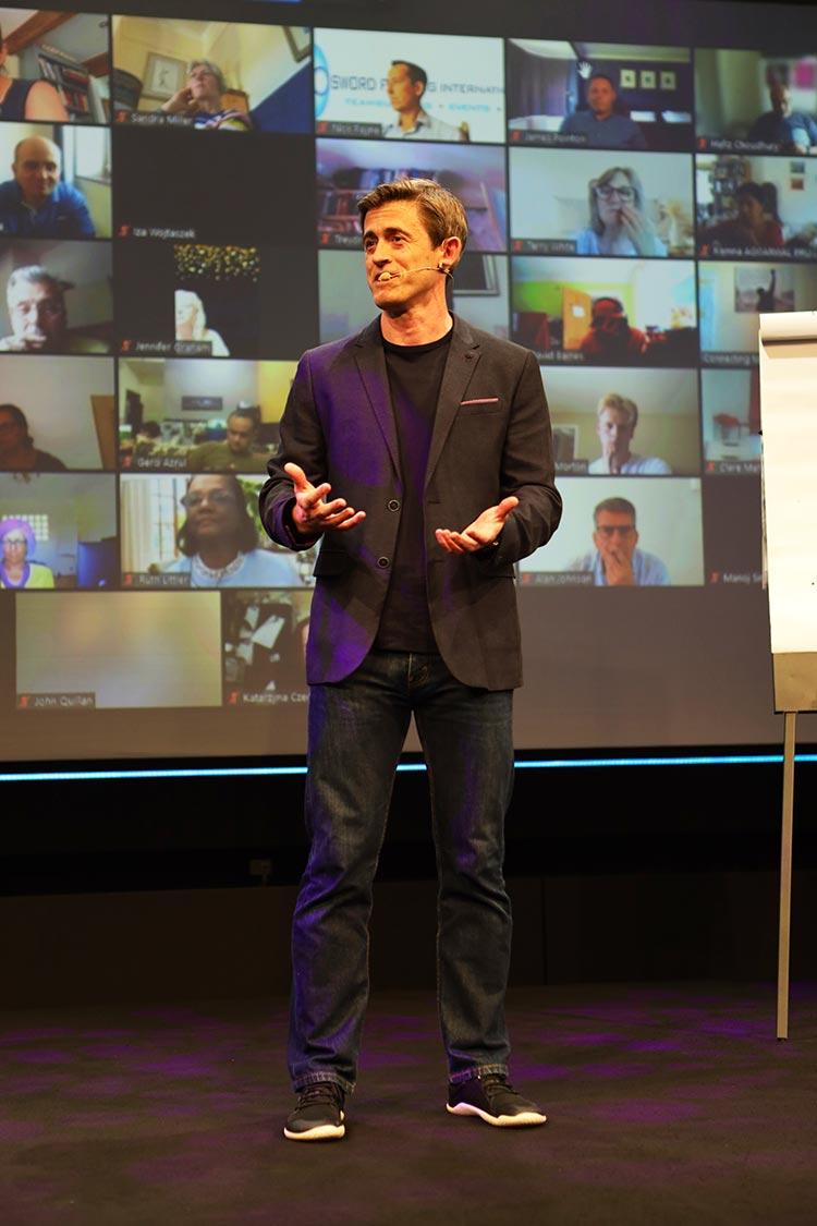 Scott Walker Keynote Speaking