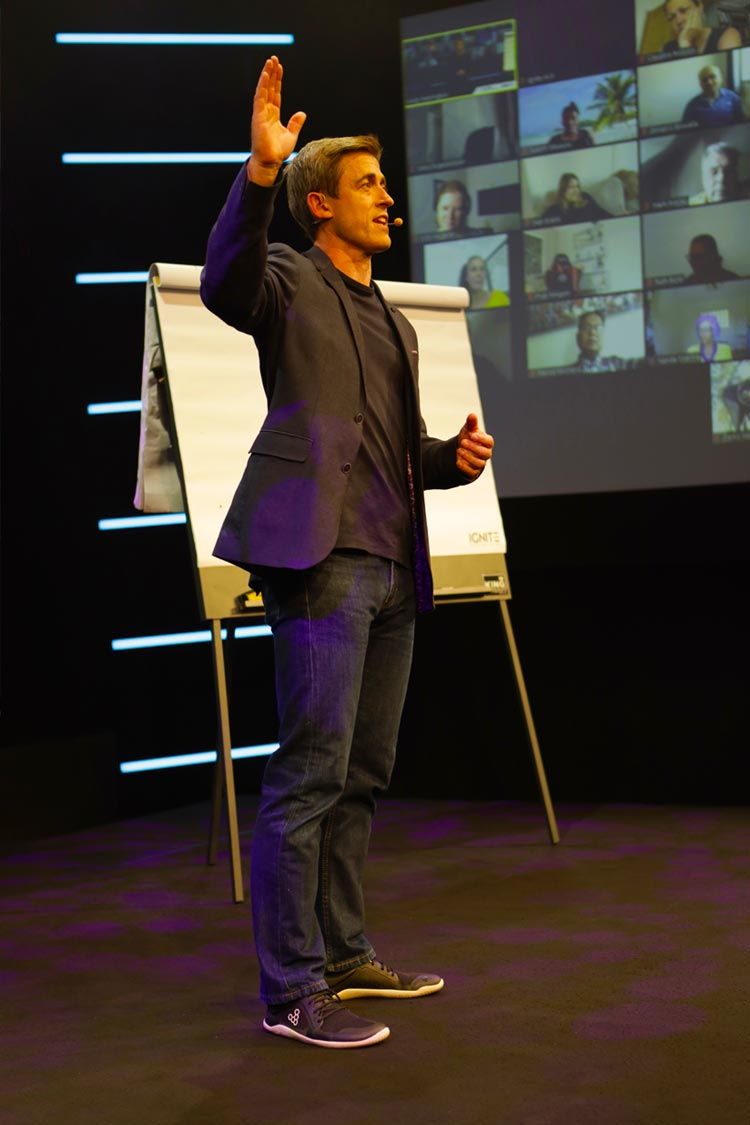 Scott Walker Corporate Keynote Speaker